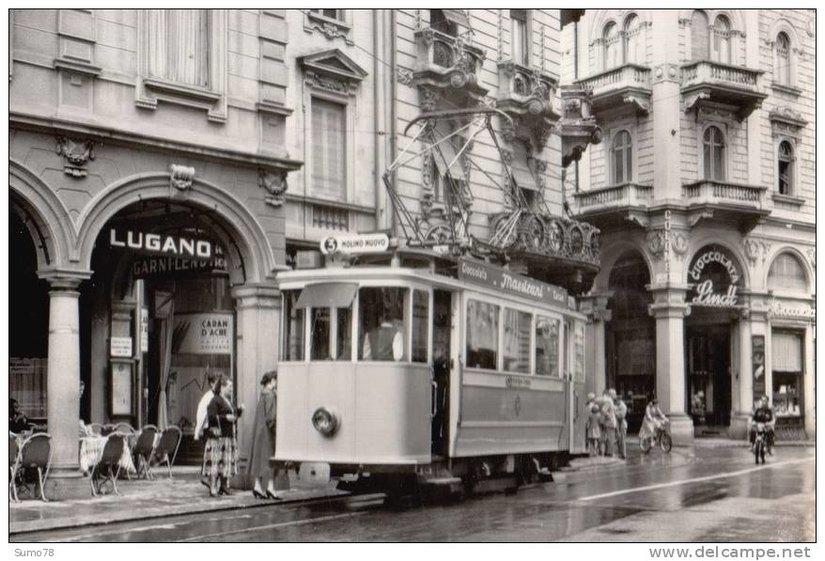 Tram a Lugano