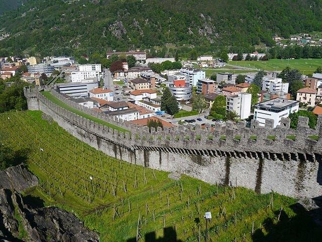 La Murata, Bellinzona