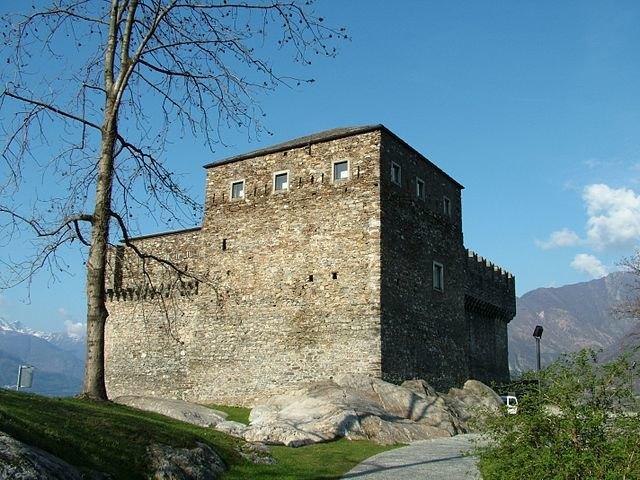 Sasso Corbaro, Bellinzona