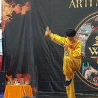 Maestro di kung fu