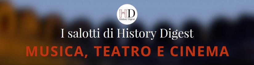 Musica, teatro e cinema
