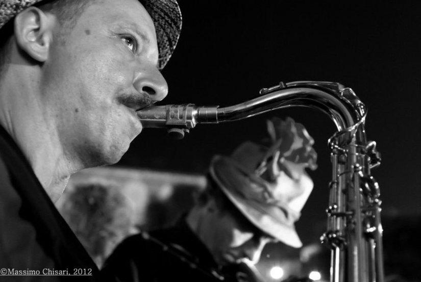 Massimo Chisari, Suonatori di Jazz, Palermo, 2012