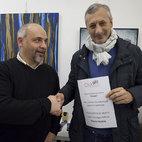 Segnalazione di merito per l'opera dal maggior impatto emotivo: Marco Paciello