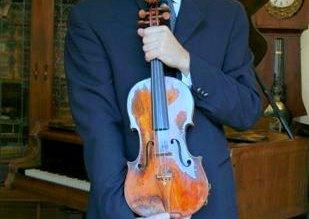 Il Maestro Guido Rimonda e Le Violon Noir