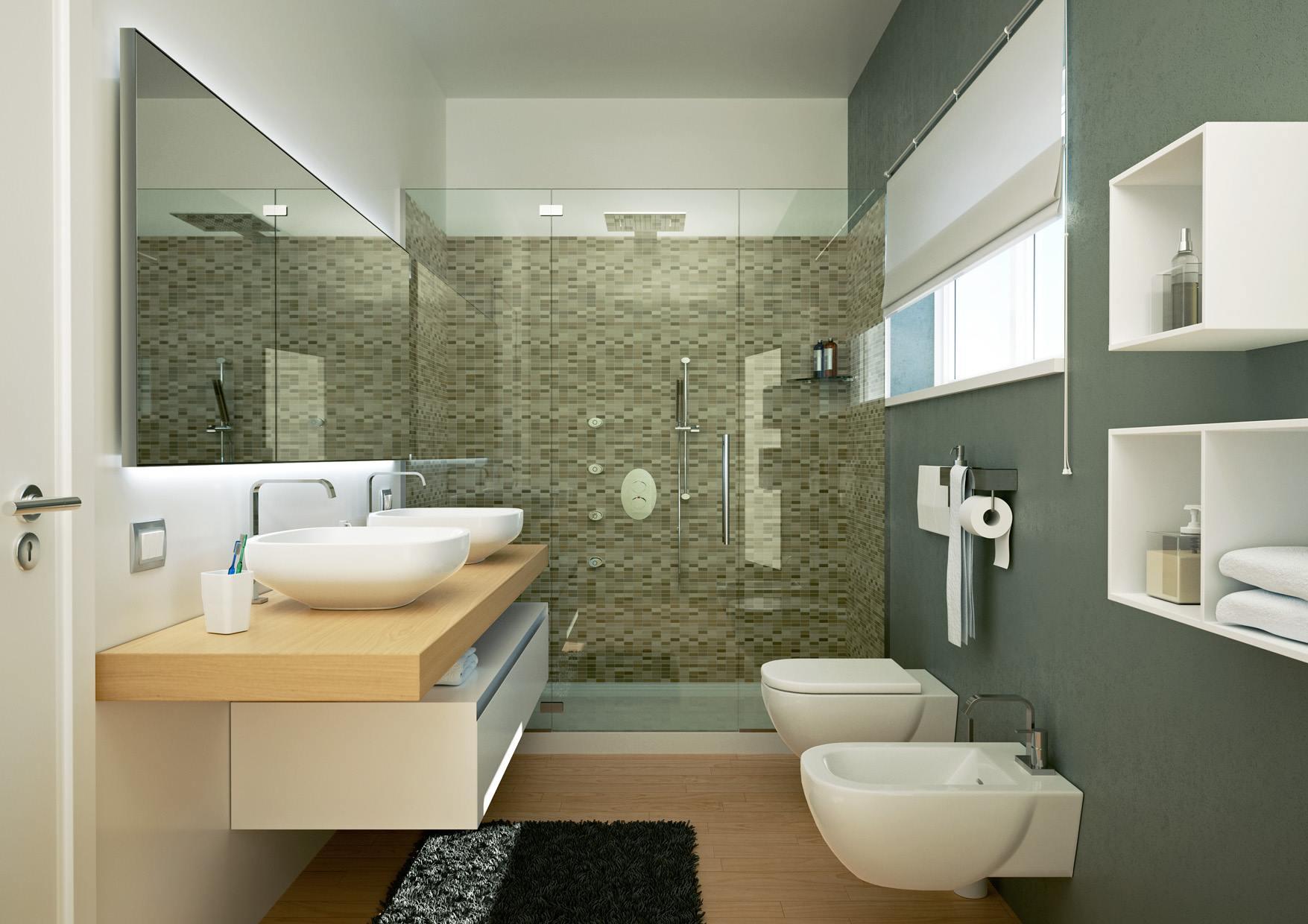 Concorezzo immobili arosio immobiliare lesmo - Progetto bagno paderno ...