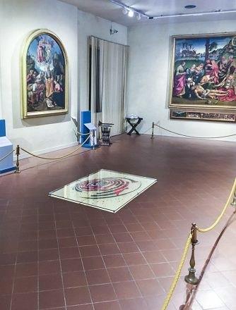 Cortona, Museo diocesano, opera di Filippo di Sambuy
