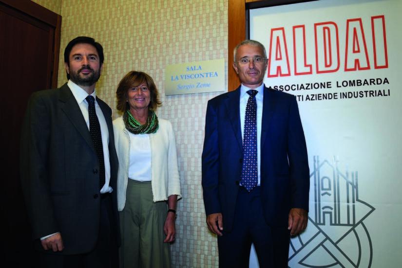 Giorgio Zeme, Federica Zeme e Antonio Celesti.