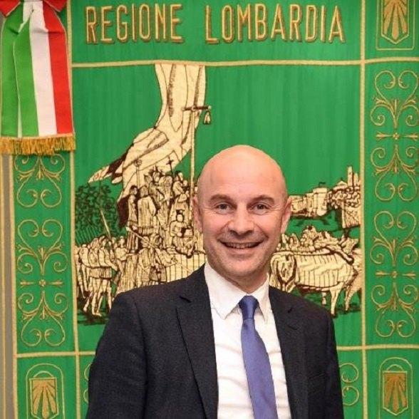 Luca Del Gobbo Assessore all'Università, Ricerca e Open Innovation -
