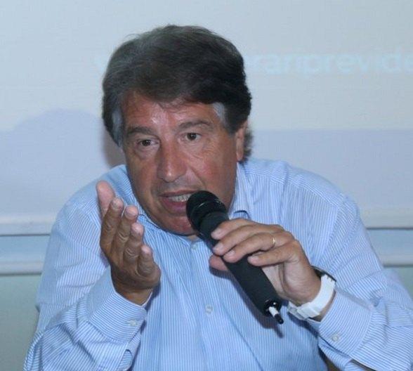 Prof. Alberto Brambilla - Presidente  Centro Studi e Ricerche Itinerari Previdenziali
