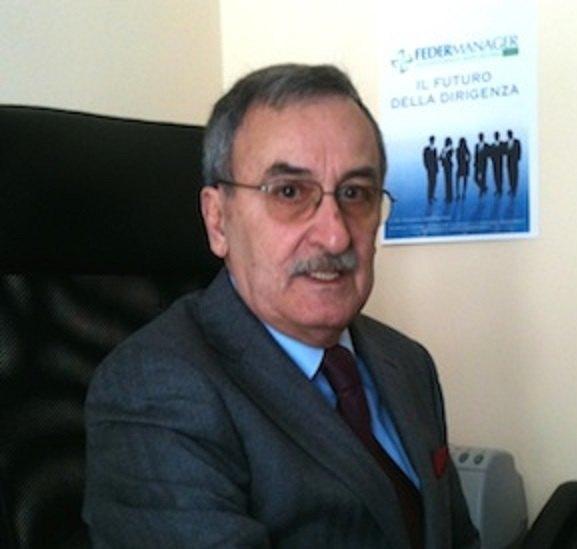Luciano Ferrante - Promotore della rivista digitale Dirigenti Industria Federmanager Lombardia