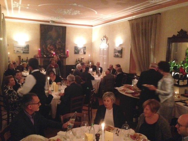 Cena di Natale Federmanager Como