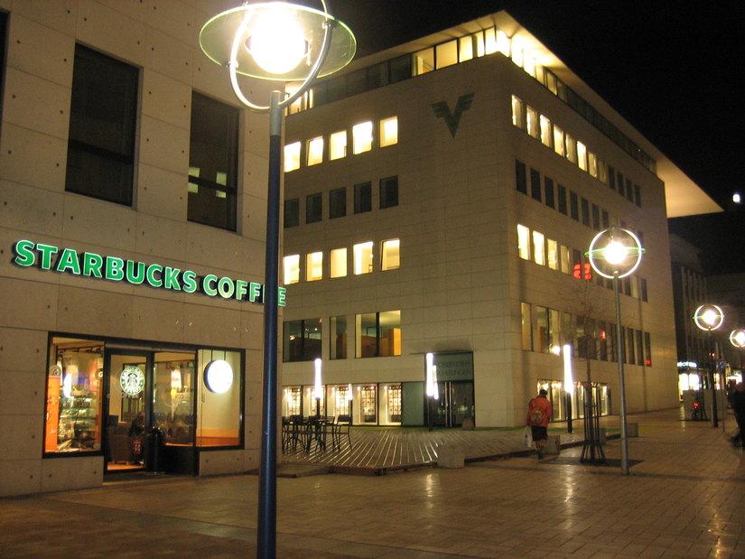 La filiale di Dortmund, Germania