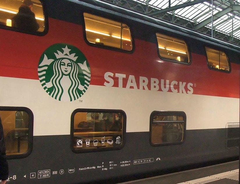 Il treno FFS in Svizzera