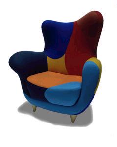 Alexandra, Moroso Design.