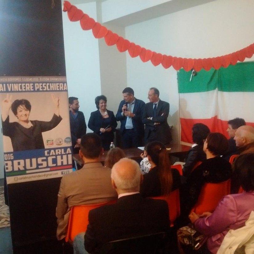 Inaugurazione campagna elettorale