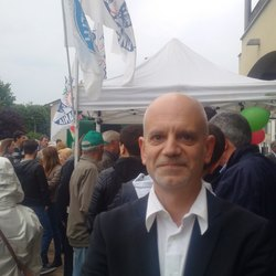 Il componente della Camera dei Deputati Marco Rondini