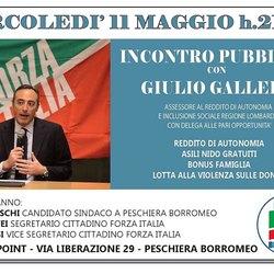 Incontro pubblico con Giulio Gallera