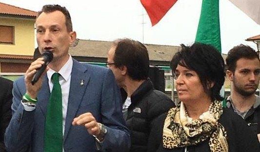 Riccardo Pase e Carla Bruschi