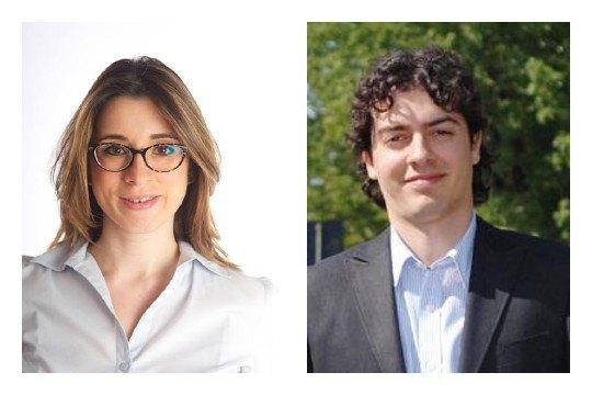 Caterina Molinari e Luca Zambon