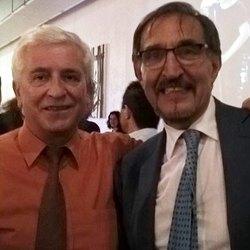 Gerardo Carchia con Ignazio La Russa