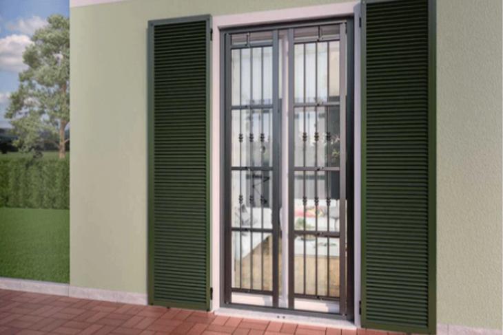 Inferriate finestre bricoman una fonte di ispirazione for Bricoman serramenti