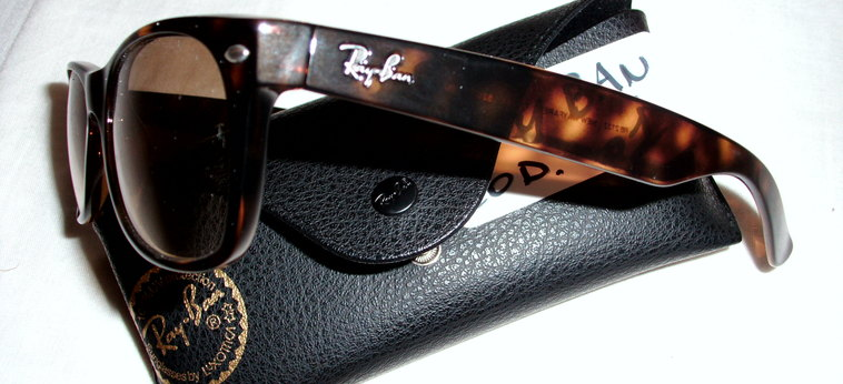 ... Ray Ban cod. 1 - laterale