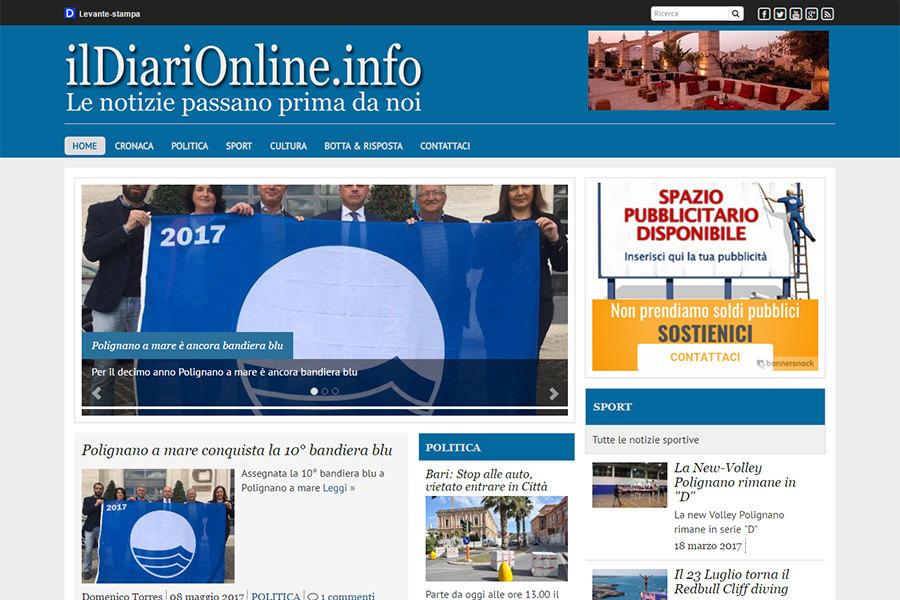 Nasce una nuova iniziativa editoriale nel Barese, a Polignano a Mare