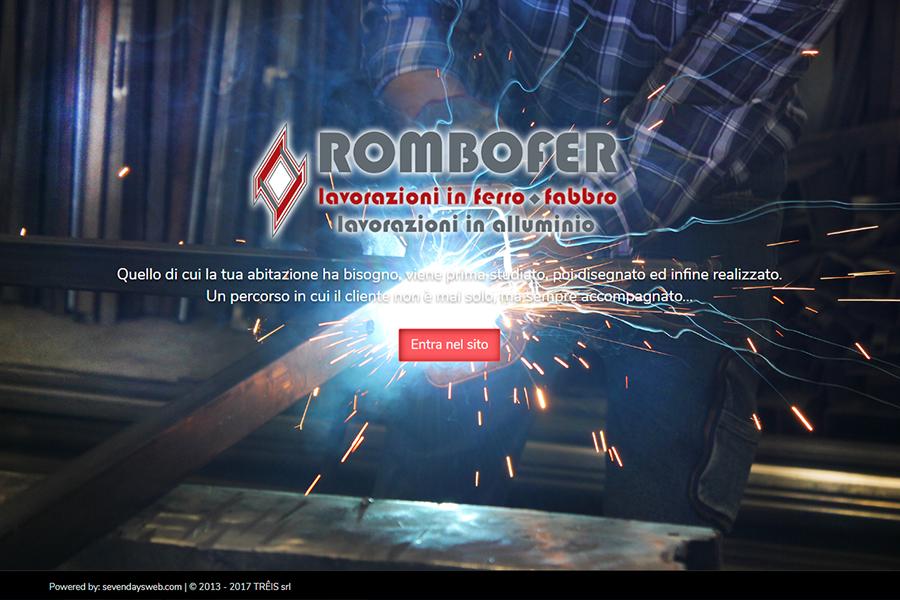 Rombofer.com: Valorizzare il lavoro dell'artigiano attraverso un racconto fatto di immagini