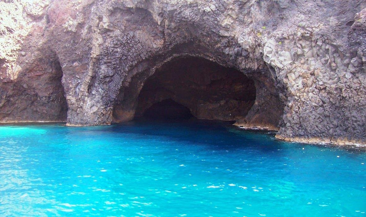 Isole eolie destinazioni - Bagno punta canna sottomarina ...