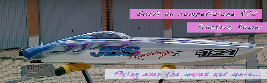 Cover Alessio Griffini Racing Boat