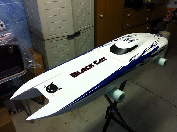 MYSTIC 113- Black Cat2 KIMBA RACING- - SOLD - - alessiogriffini
