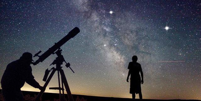 Serata Di Osservazione Astronomica A Peschiera Borromeo Eventi