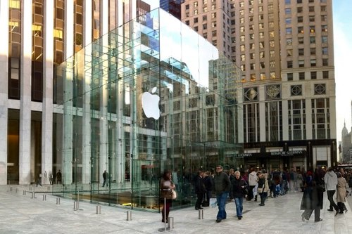 L'Apple store di New York