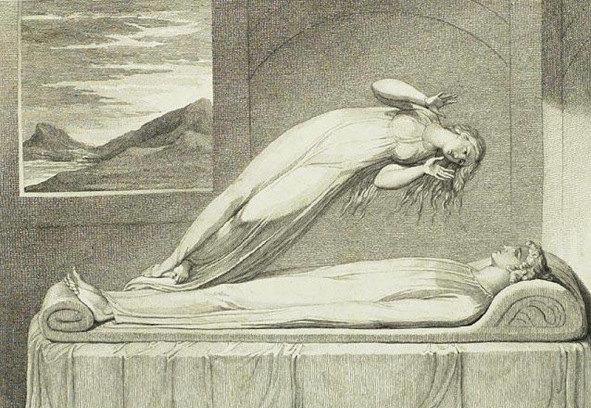 il corpo perde peso dopo la morte