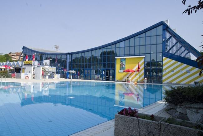 Alla piscina comunale di segrate la stagione estiva parte - Piscina san giuliano milanese ...