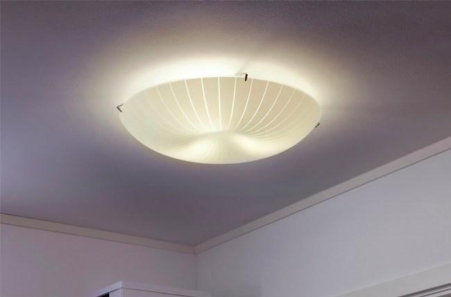 Lampade Da Soffitto Ikea : Ikea ritira dal mercato la lampada da soffitto calypso attualità