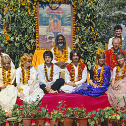 I Beatles in India