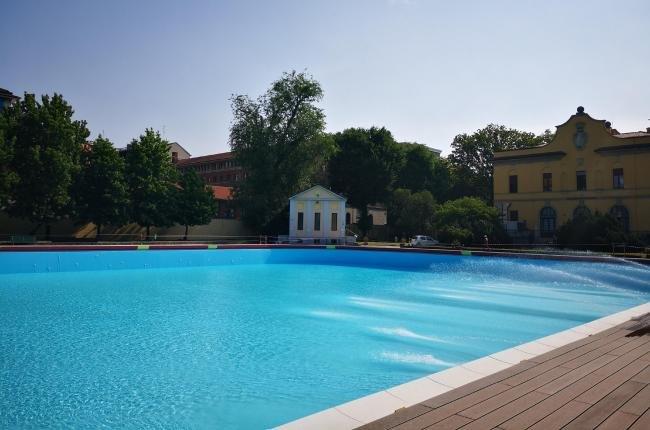 99dd43e8b484 Riapre a Milano la piscina Guido Romano
