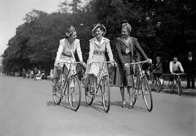 La moda ai tempi della seconda grande guerra stile - Le fiere piu importanti nel mondo ...