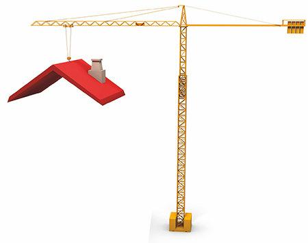 Costruire la casa cominciando dal tetto notizie - Costruire casa in economia ...