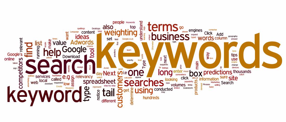 การใส่ Keyword